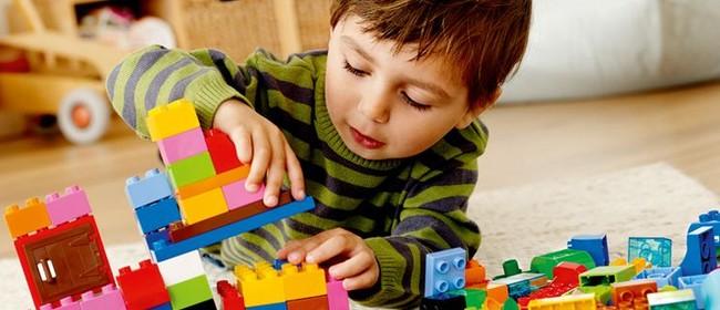 LEGO Day - School Holiday April 2019