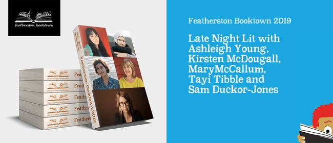 Late Night Lit with Ashleigh Young, Kirsten McDougall & more