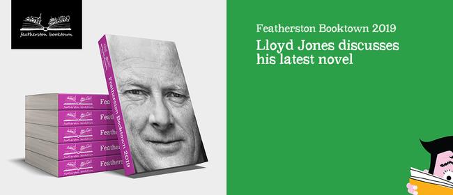 Lloyd Jones discusses his latest novel