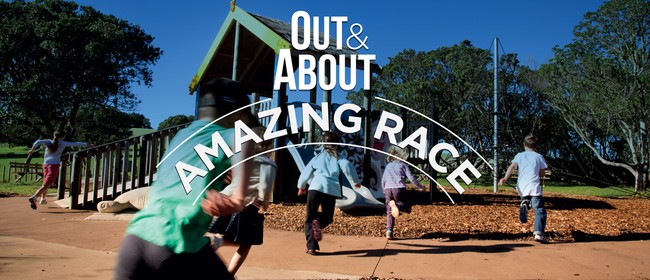 Out and About-Amazing Race: CANCELLED