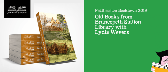 Old Books from Brancepeth Station Library with Lydia Wevers