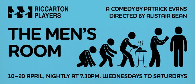 The Men's Room by Patrick Evans Directed by Alistair Bean