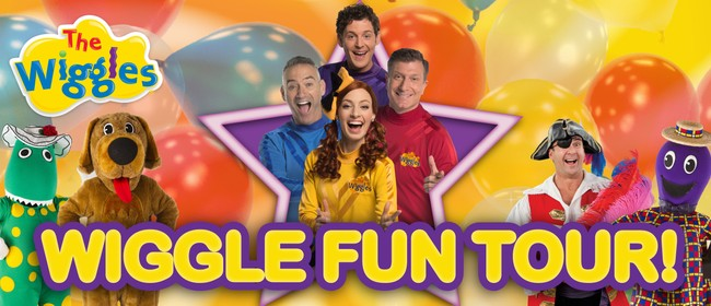 The Wiggles - The Wiggle Fun Tour