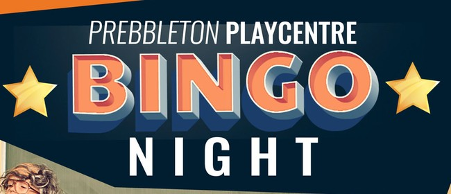 Prebbleton Playcentre Bingo 2019