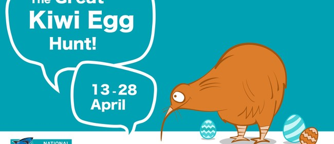 The Great Kiwi Egg Hunt!