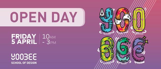 Open Day - Yoobee School of Design - Auckland Campus