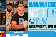 Habana Cocktail Master Class and Tapas