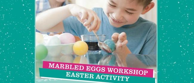 Marbled Eggs Workshop - Easter Activity