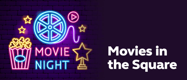 Outdoor Movies In the Square