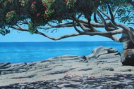 Acrylic Painting Classes - Landscapes