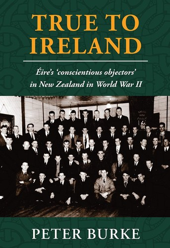 Book Launch: True to Ireland by Peter Burke