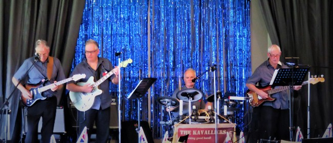 Kavalliers - A Rocking Great Band: CANCELLED