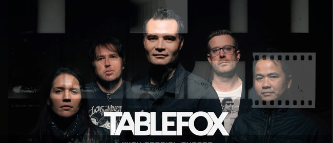 Tablefox with special guests The Solomon Cole Band