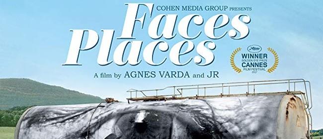 Sunset Cinema - Faces Places