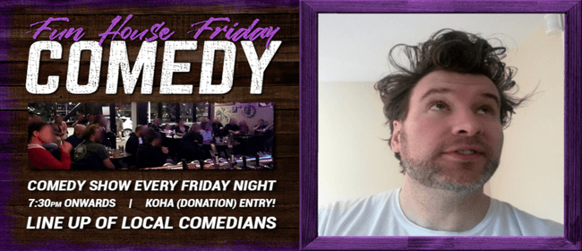 Fun House Friday Stand-up Comedy