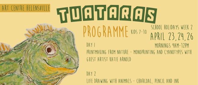 Tuataras School Holiday Programme