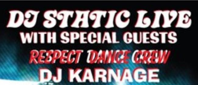 DJ Static Live