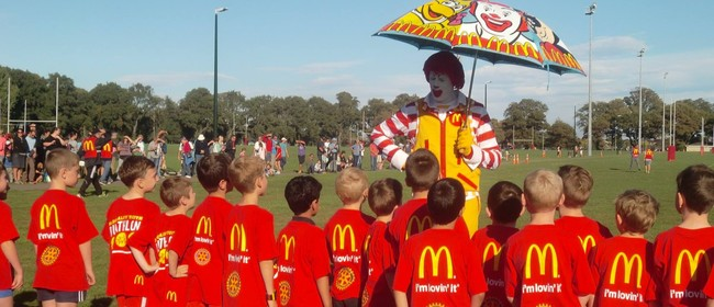 McDonald's Youth Duathlon: SOLD OUT