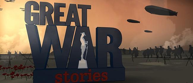 Dead Letters, Great War Stories