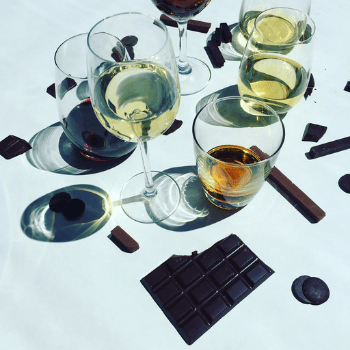 Forever Chocolate and Wine