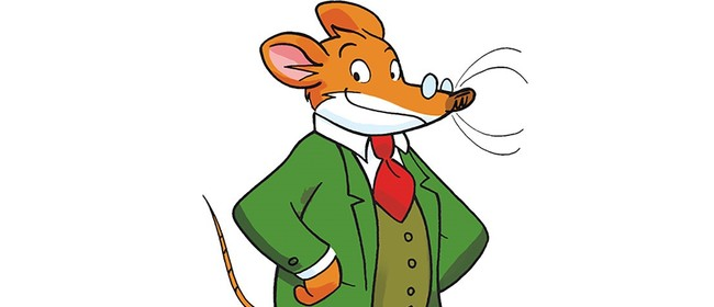 April Holiday Programme Nibbles with Geronimo Stilton