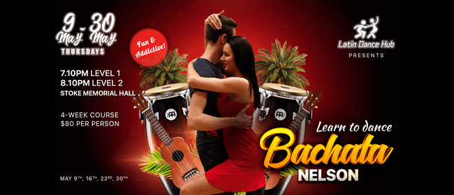 4-week Bachata Course - Beginner