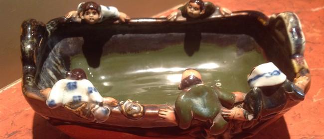 Kama Yaki Japanese Inspired Ceramic Exhibition