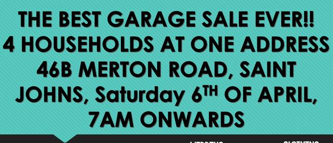 Epic Garage Sale