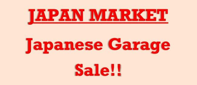 Japan Market Monster Japanese Garage Sale