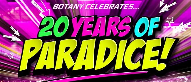 Paradice Ice Skating Botany - Celebrates 20 Years