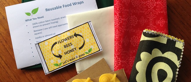 Make Beeswax Wraps