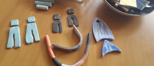 Ceramic Pendants & Beads