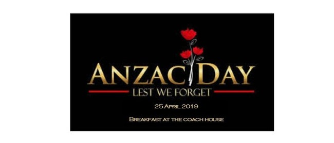 ANZAC Breakfast