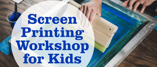 Screen-printing Workshop