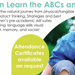 How Children Learn the ABCs and 123s