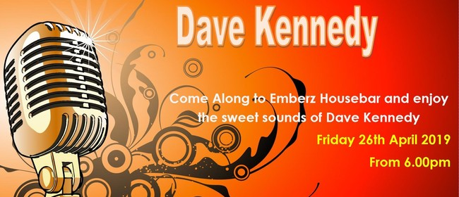 Emberz Live Music With Dave Kennedy