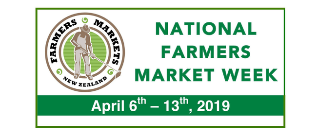 Celebrating National Farmers' Market Week