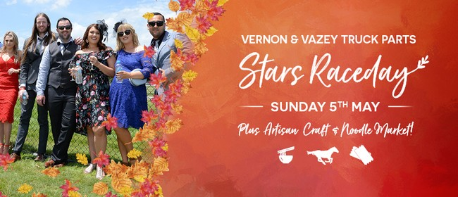 Vernon & Vazey Truck Parts Stars Raceday