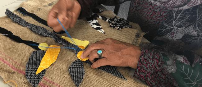 Mini Travelling Sewing Box