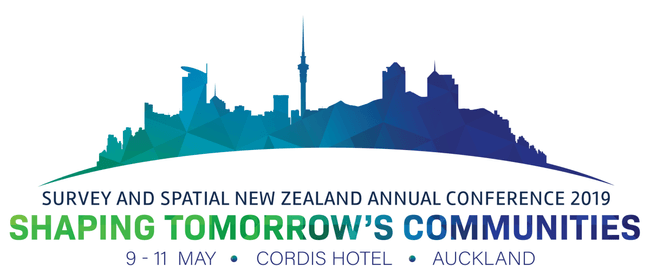 130th Survey and Spatial NZ Annual Conference 2019