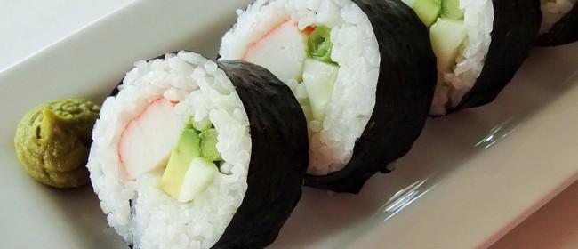 The Art of Sushi Making with Izumi Edmonds