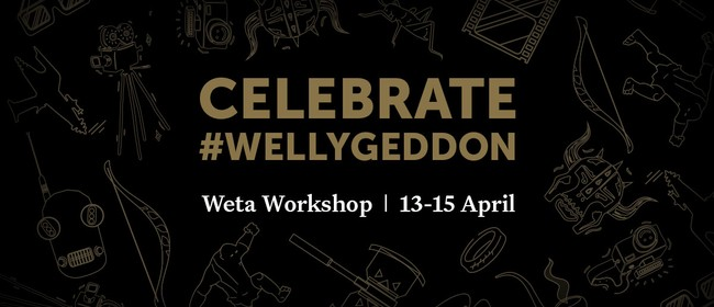 Celebrate #WELLYGEDDON at Weta Workshop