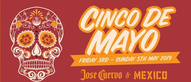 Cinco de Mayo at Mexico