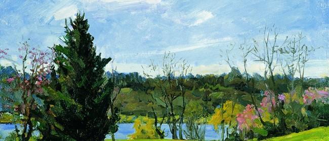 Workshop: Landscape Oils Alla Prima