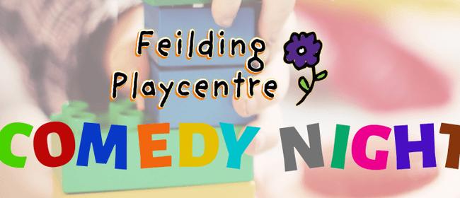 Feilding Playcentre Comedy Night