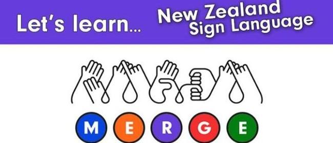 NZ Sign Language 1D