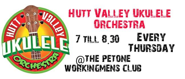 The Hutt Valley Ukulele Orchestra