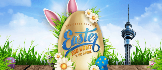 The Great SKYCITY Easter Egg Hunt