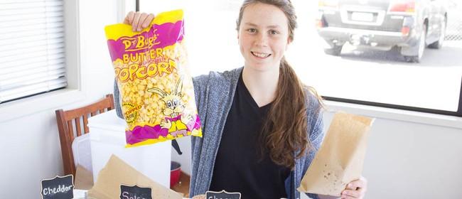 Dr Bugs Popcorn Factory Tour