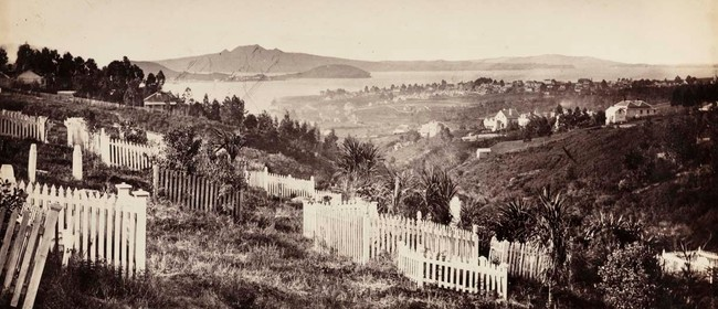 Photographing Early Auckland 1850s - 1870s